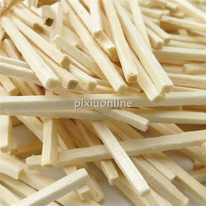 1000pcs/lot J158b Primary Wooden Color Wood Stick 2.2*2.2*50mm Small Matchstick Free Shipping Russia Sell at a Loss туалетная вода betty barclay precious moments