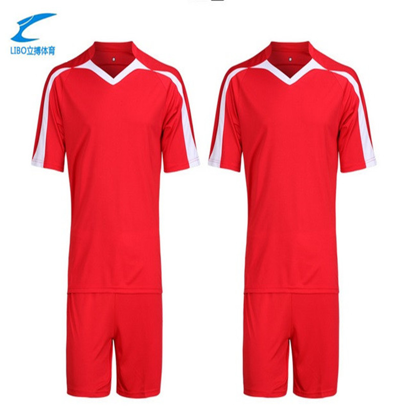 New Men Soccer Jerseys 2017 Professional Football Jerseys Suit Training Futbol Kits Unif ...