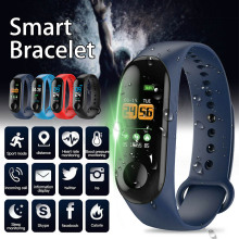 Newly Smart Braclet 0.96in TFT Screen Heart Rate Sports Waterproof Sleep Monitoring Watch 19ing