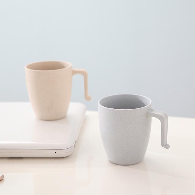 Handy Universal Eco-Friendly Bamboo Coffee Mug