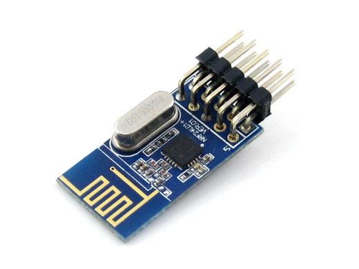 10pcs/lot NRF24L01 Wireless Module 2.4G Wireless Communication Module Upgrade Develpment Kits SPI Interface Free Shipping