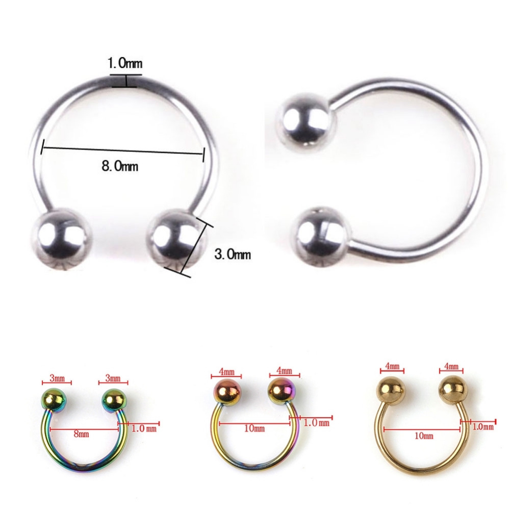Online Buy Wholesale Smiley Piercing Rings From China