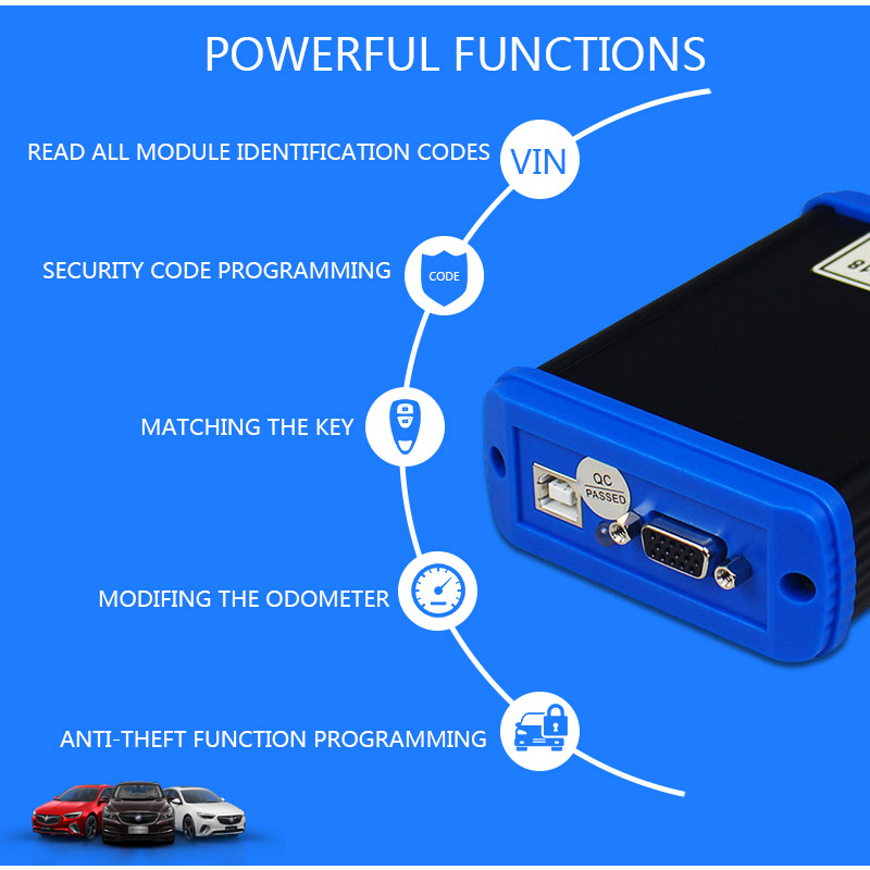 Image 2 - FVDI 2018 SVCI 2018 ABRITES Scanner Key Programmer Covers FVDI 2014 FVDI 2015 & Most Functions Of VVDI2 Car Diagnostic Tools-in Auto Key Programmers from Automobiles & Motorcycles