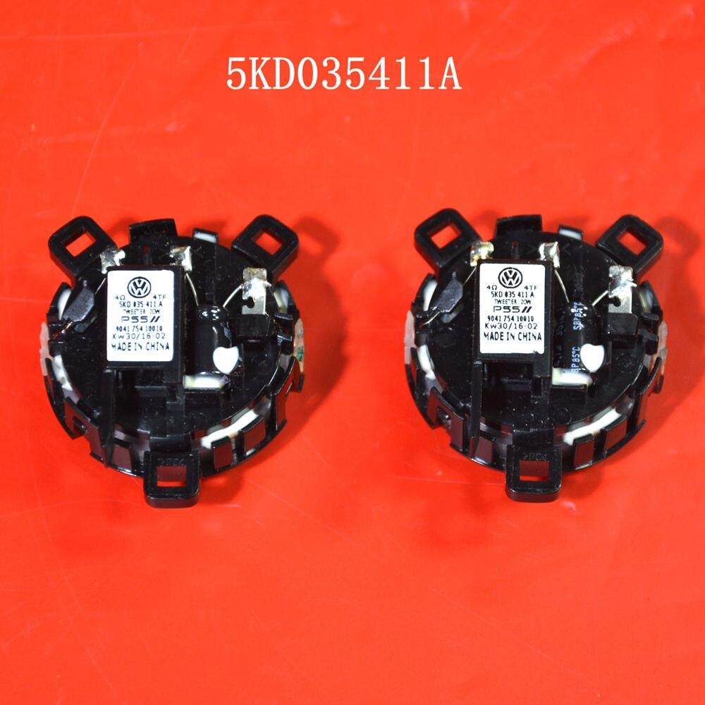 8 Pcs Genuine New Vw Jetta Mk5 04 10 Front Door Loud Speaker 02 Audio Wiring Tweeter Wire Harness 1k0035454r 1k0 035 454 R In Multi Tone Claxon Horns From Automobiles
