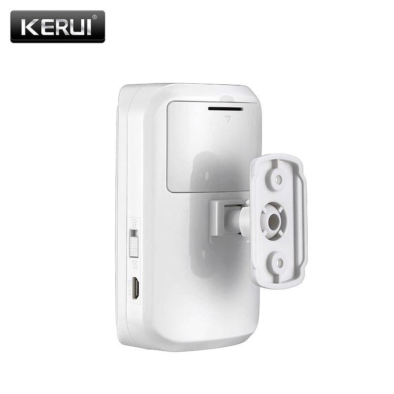 беспроводной умный PIR датчик движения KERUI