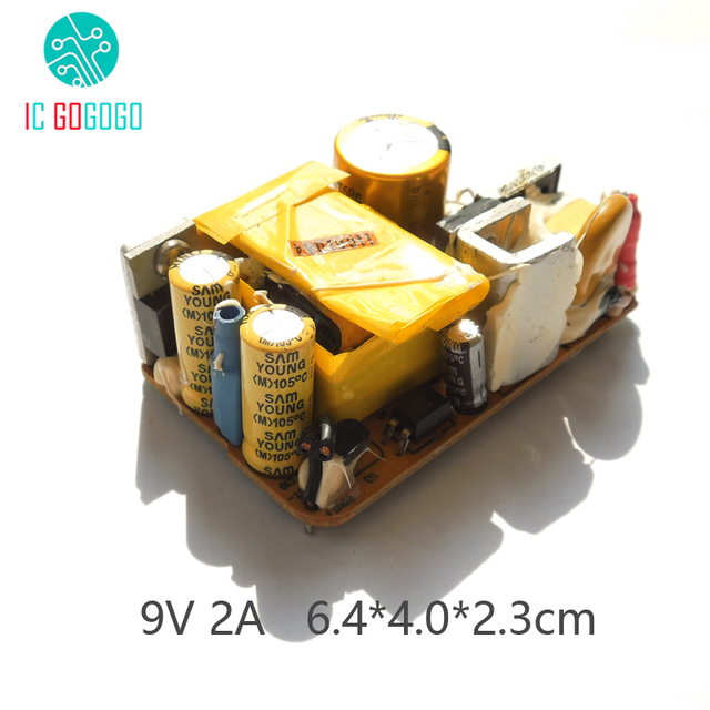 Ac Dc 9v 2a Switching Power Supply Module Switch Circuit Bare Board