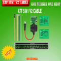 ATF EMMC 5 IN 1  v2 CABLE free shipping