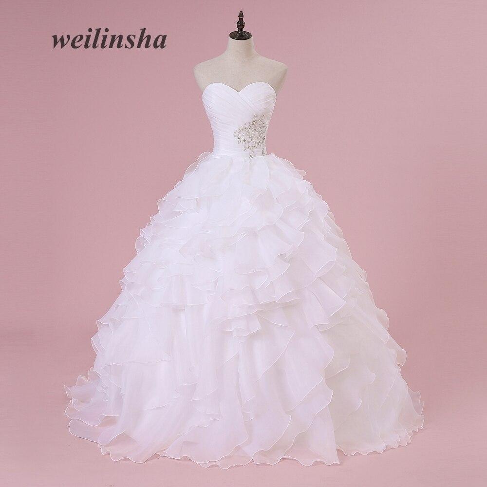 JIERUIZE vestidos de novia Lace Appliques perlas corto vestidos de ...
