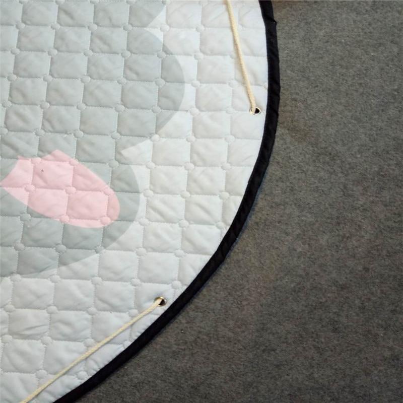 59 Pulgadas Gran Bebé Play Mat Playmat Niños Juguete Bolsa de - Juguetes para niños - foto 5