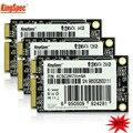 Kingspec Мини PCIE MSATA SSD SATA III II 64 ГБ ДОК HDD Для Dell M4500 M6400 Acer 722 W500 Для HP Envy Для IBM Lenovo Y460 S430 V