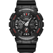 Casio watch Anti – shock outdoor sports double display electronic watch GA-120-1A GA-120A-7A GA-120TR-1A GA-120TR-7A GA-120TR-4A