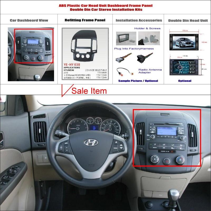 liislee 2 din abs plastic frame radio fascia for hyundai i30 manual rh aliexpress com hyundai i30 manual book hyundai i30 manual utilizare 2018
