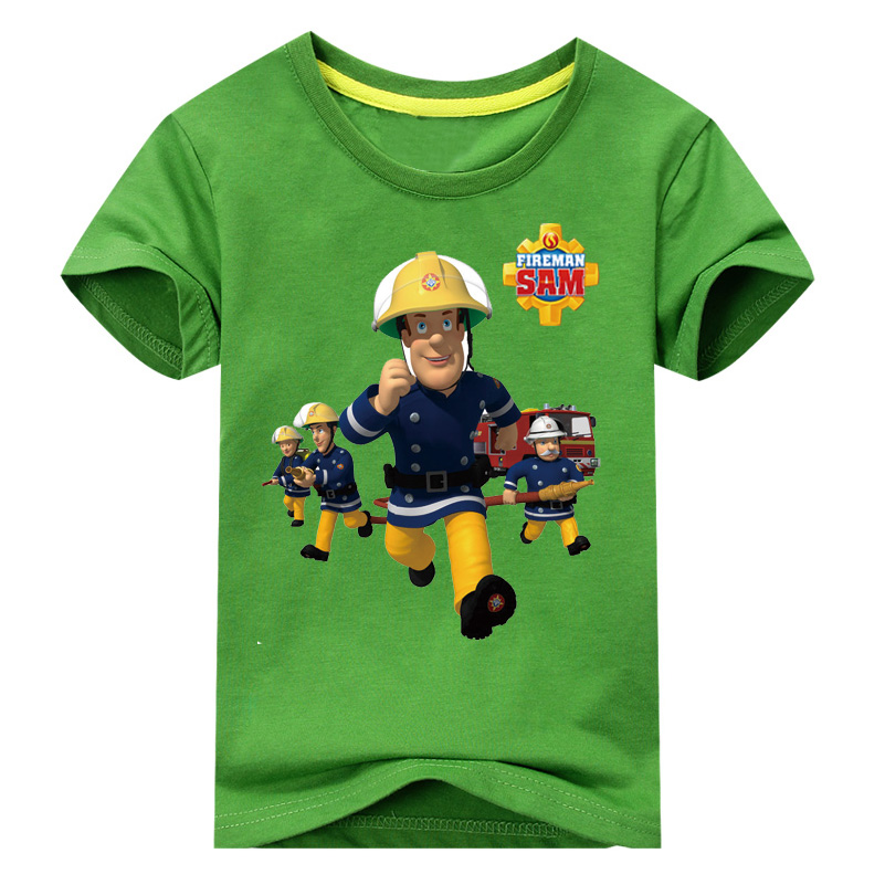 2017-Boy-Girls-Summer-Short-Sleeves-T-shirts-Children-Cartoon-Pattern-Printing-Tee-Tops-Clothes-For-Kids-Clothing-Costume-TP017-2