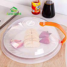 Multifunctional Dish Dishes Dust Cover Plastic Food Cover Kitchen Tool Microwave Oven Oil Cap Heated Sealed Cover