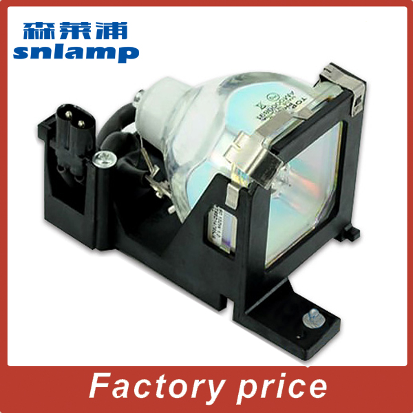 120 Days Warranty Snlamp Replacement bulb ELPLP25 V13H010L25 Projector Lamp with housing for EMP-S1 Powerlite S1 EMP-TW10