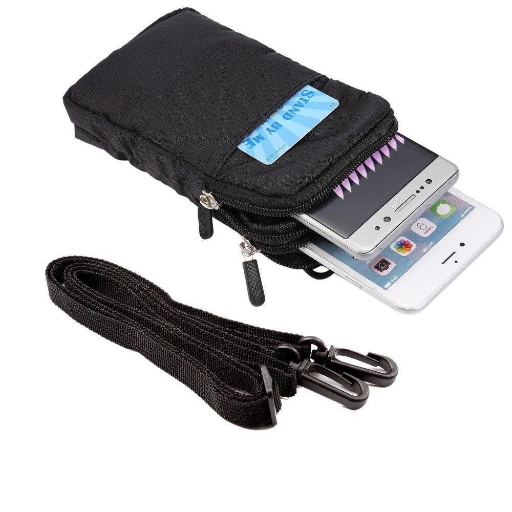 FULAIKATE SPOR Evrensel Cüzdan Çanta iphone6 7 Artı - Cep Telefonu Yedek Parça ve Aksesuarları - Fotoğraf 5