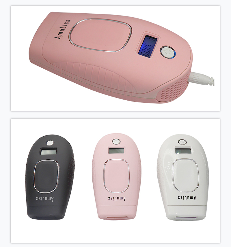 Image 5 - 600000 Flash Professional Permanent IPL Epilator Laser Hair Removal Electric Photo Women Painless Threading Machine Hair Remover-in Razor from Beauty & Health