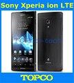 Abierto Original Sony Xperia ion LT28i LTE teléfono móvil android Sony LT28i 16 GB Dual-core 3G y 4G GSM WIFI GPS 12MP Envío gratis