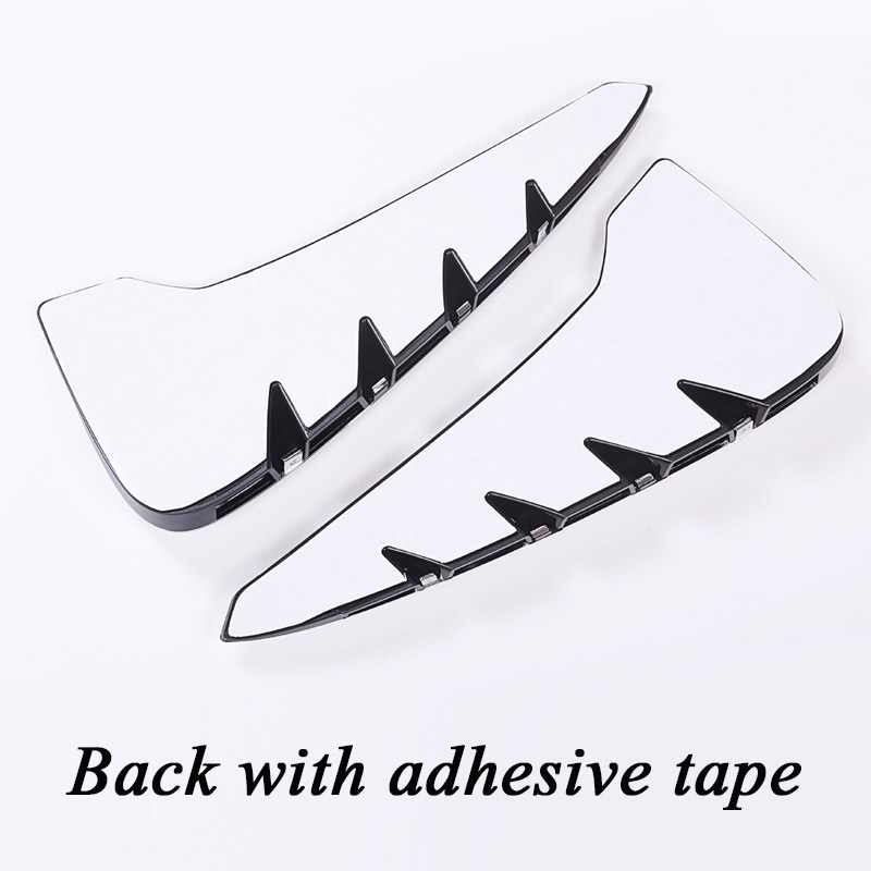 Image 5 - For BMW Xdrive Emblem Logo X5 F15 X5M F85 14 18 Shark Gills Side Fender Vent Decoration 3D Stickers Auto Accessories Car Styling-in Car Stickers from Automobiles & Motorcycles