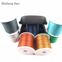 210D No wax Mark thread Sewing About 50 meters Footwear, sofa, clothing decoration DIY hand-woven beads