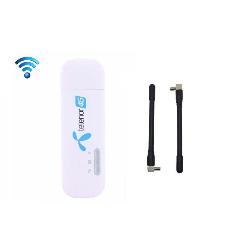 ZTE E8372 E8372h-608 e8372h-153 wifi Dongle USB Modem plus pair antenna 4G Carfi PK