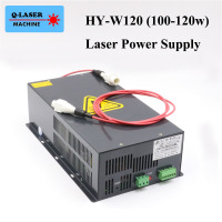 100w 120w Co2 Laser Power Source For 80w 100w 120w Laser Glass Tube