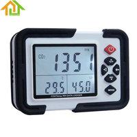 Co2 углерода Мониторы ЖК дисплей/pc диоксид Air Температура влажность Регистратор метр