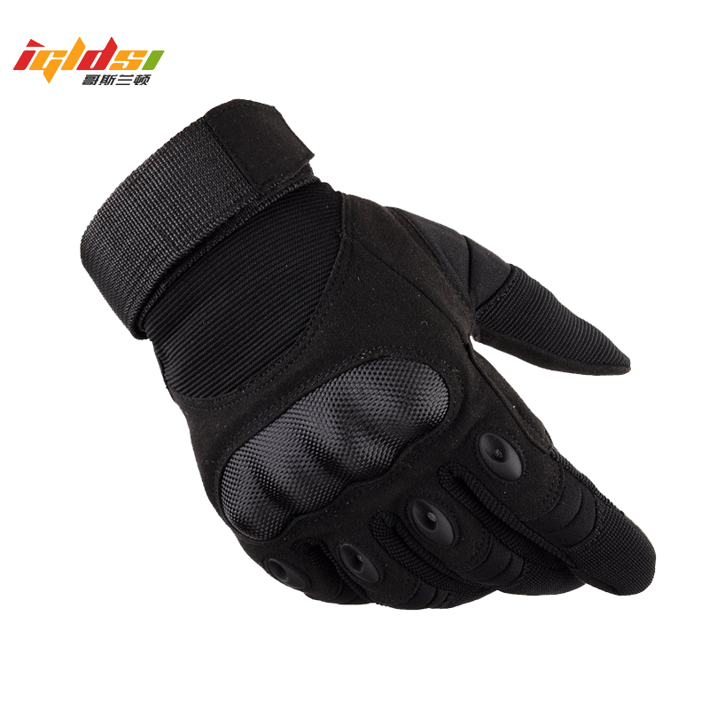 Touch Screen Tactical Gloves Military Army Paintball Airsoft Shooting Police Hard Knuckle Combat Full Finger Driving Gloves Men