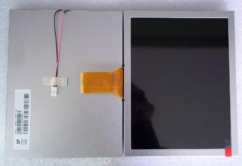 Innolux 8 inch LCD Digital HD AT080TN52 V.1 EJ080NA-05B one year warranty 450260 b21 445167 051 2gb ddr2 800 ecc server memory one year warranty