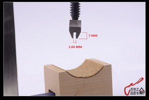 Image 4 - GuitarFamily  Fingerboard  Fret Pressing System / Fret Press Tool For Guitar and Bass ( without fret press insert )