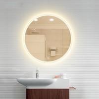 Туалетным зеркалом свет Ванная комната лампа Водонепроницаемый светодиодный свет тщеславия зеркало с подсветкой для макияжа Ванная комна