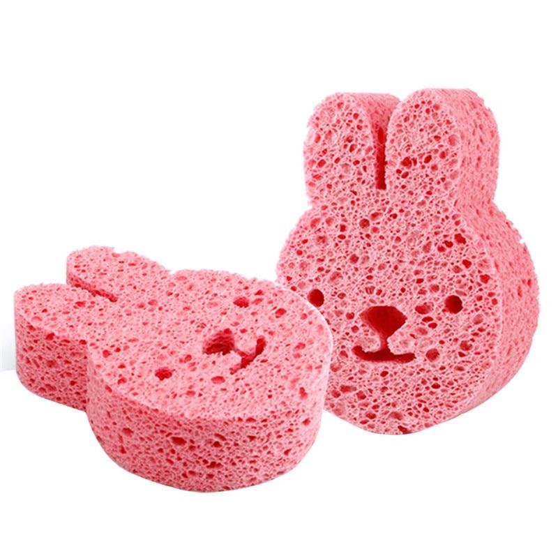 Hot Sale Baby Bath Sponge Loofah Infant Shower Cotton Scrub Body Bath Brushes Spa Sponge Cleaning Scrub soft for baby