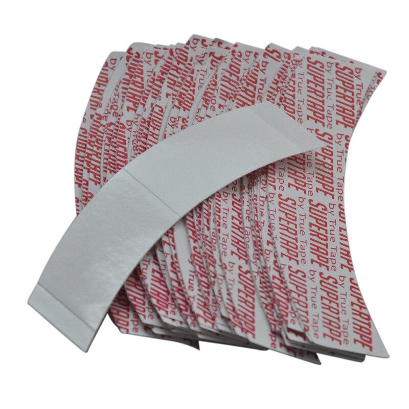 36pcs/lot Supertape Salon Extension Tape Double Adhesive Tape For Hair Extension/Toupee/Lace Wig/Pu Extension36pcs/lot Supertape Salon Extension Tape Double Adhesive Tape For Hair Extension/Toupee/Lace Wig/Pu Extension