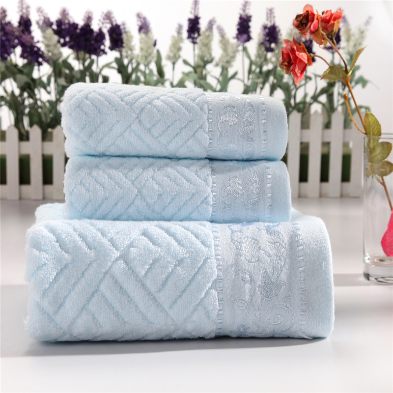 Wazir Designer 5 Star Hotel Collection Towels Set Wholesale Beige Blue Pink Turkish Quick