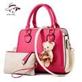 2017 Fashion New Women Bag Original Brand Handbag Patchwork Patent Leather Bags Shoulder Bag Casual Crossbody Clutch Tote Brand