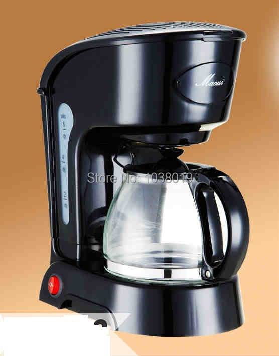 (CM1016)High quality, automatic drip coffee maker machine tea machine home insulation Free shipping taiwan alishan tea high mountain gold oolong tea reduce fat slimming tea 250g free shipping