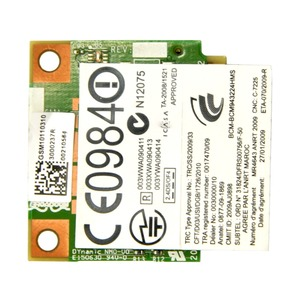 Broadcom BCM943224HMS двухдиапазонный 300 Мбит/с мини PCI Express Card (Mini PCI-E) WiFi адаптер для ThinkPad Edge E420 E520