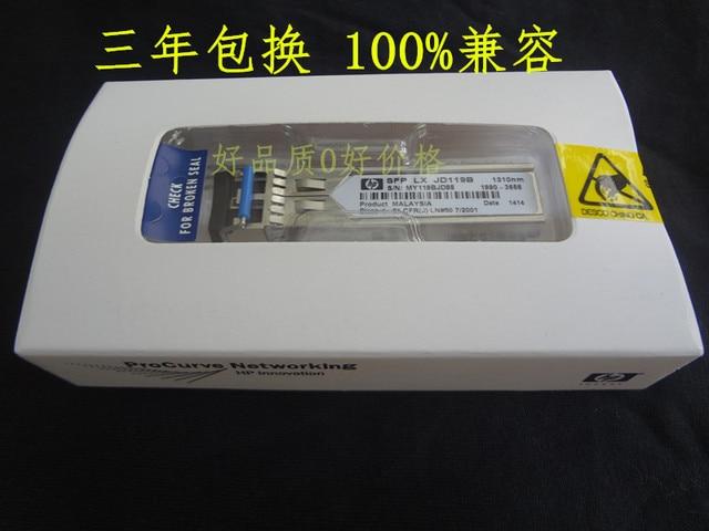 SFP Gigabit single-mode JD119B 10KM 1310nm LC interface fiber module 1.25G