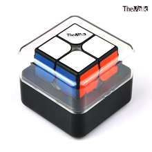 Newest Qiyi Mofangge Valk2 M Magnetic Cube Puzzle Neo 5mm 2x2x2 Speed Puzle For WCA Professional Toys Children