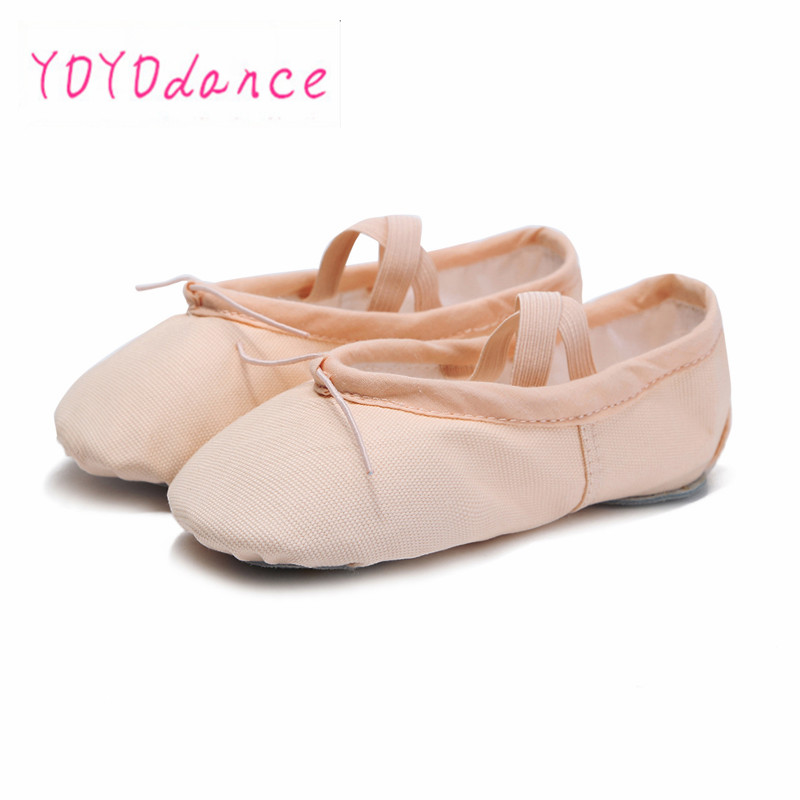 2018 New Women's Ballet Shoes Zapatos De Baile Ballerinas Dancing Mujer High Quality Salsa Children Shoes For Dance
