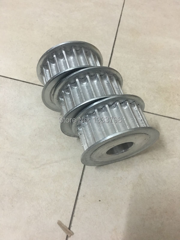 Free shipping customized design 20mm bore, 30Teeth, HTD8M aluminum alloy pulley,used for 20mm width belt customized manufacture htd5m alloy belt pulley