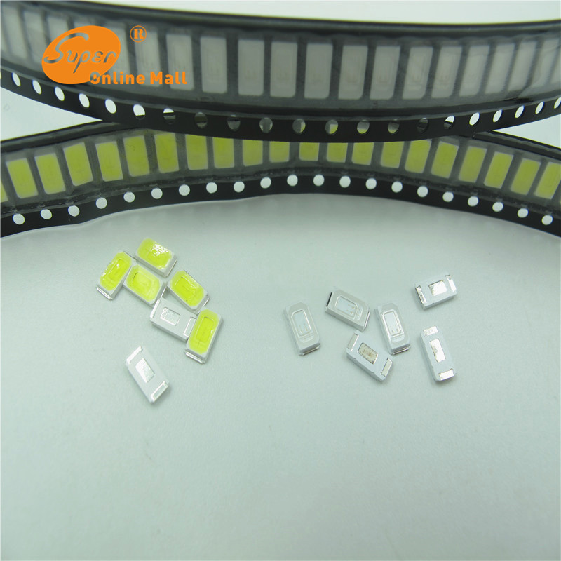5630 5730 SMD White Red Blue Green Yellow LED Light Diode 5730 SMT Chip Lamp Beads Suitable For DIY Bicycle And Car