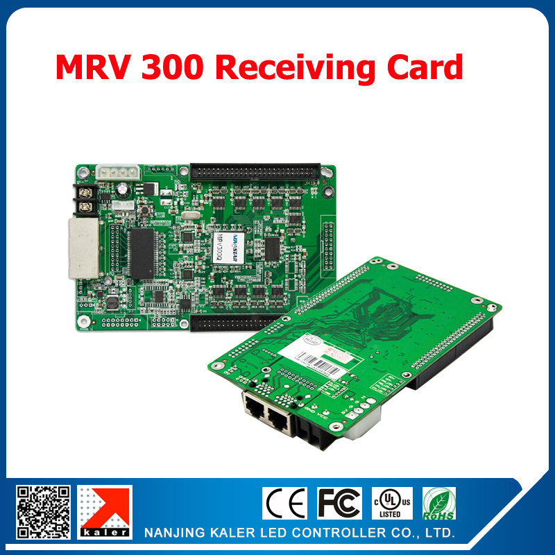 256*256 LED Display Receiving card MRV300 fit for Sending Card MSD 300256*256 LED Display Receiving card MRV300 fit for Sending Card MSD 300