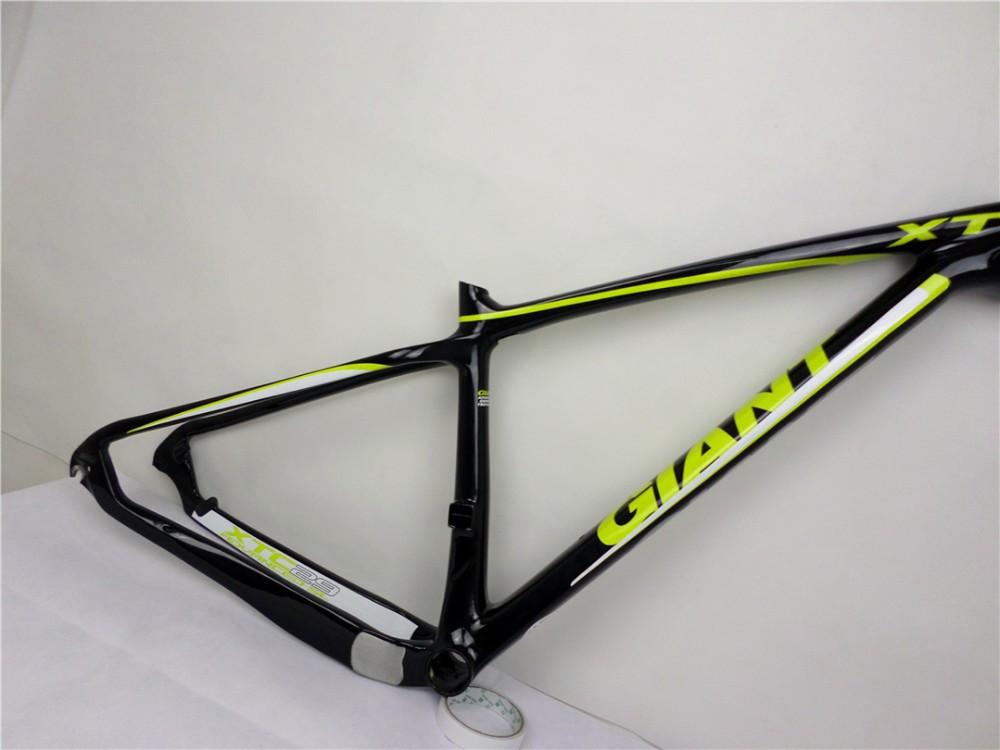 2014 DIE NEUE Carbonfaser fahrrad MTB RAHMEN RIESEN XTC SL 29 \