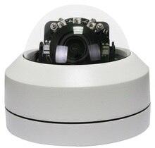 Imporx мини-купольная Камера 5.0mp 3x Zoom 3.5-10.5 мм видеонаблюдения сети ip ptz Камера Открытый 20 м ИК расстояние ONVIF