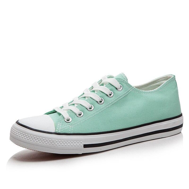 Zapatos de lona para mujer, mocasines de plataforma plana, zapatos de vulcanización, zapatos casuales para mujer, zapatillas clásicas de diseñador de moda neutros