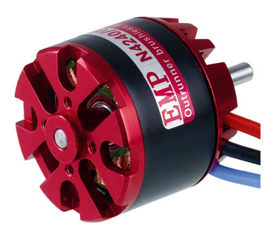 EMP N4240/07 850KV 3-7 cells Li-Po 7S Motor Brushless