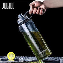 JOUDOO Outdoor Water Bottles 1000ml 1.5L 2L Big Capacity Plastic Sports Bottle with Tea Infuser Fitness Leak-proof  35