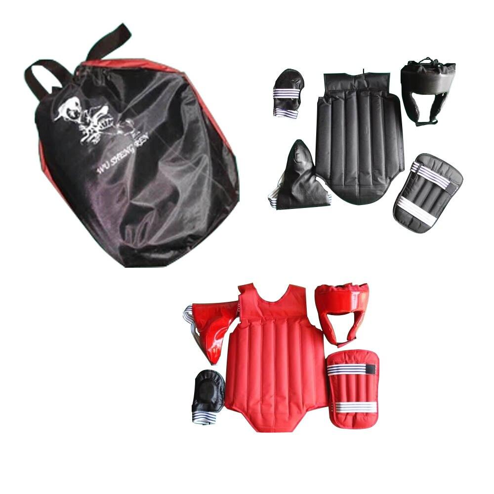 Сандалии протектор тхэквондо защитить грудь шлем бандаж нога гвардии Защита для взрослых hongdolph