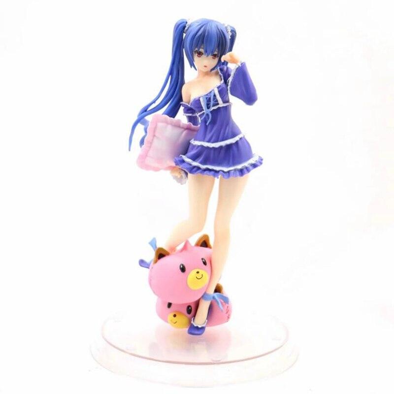 Anime Action sexy fille Hyperdimension Neptunia Noire jouets figure modèle cadeau modèle collection KA125